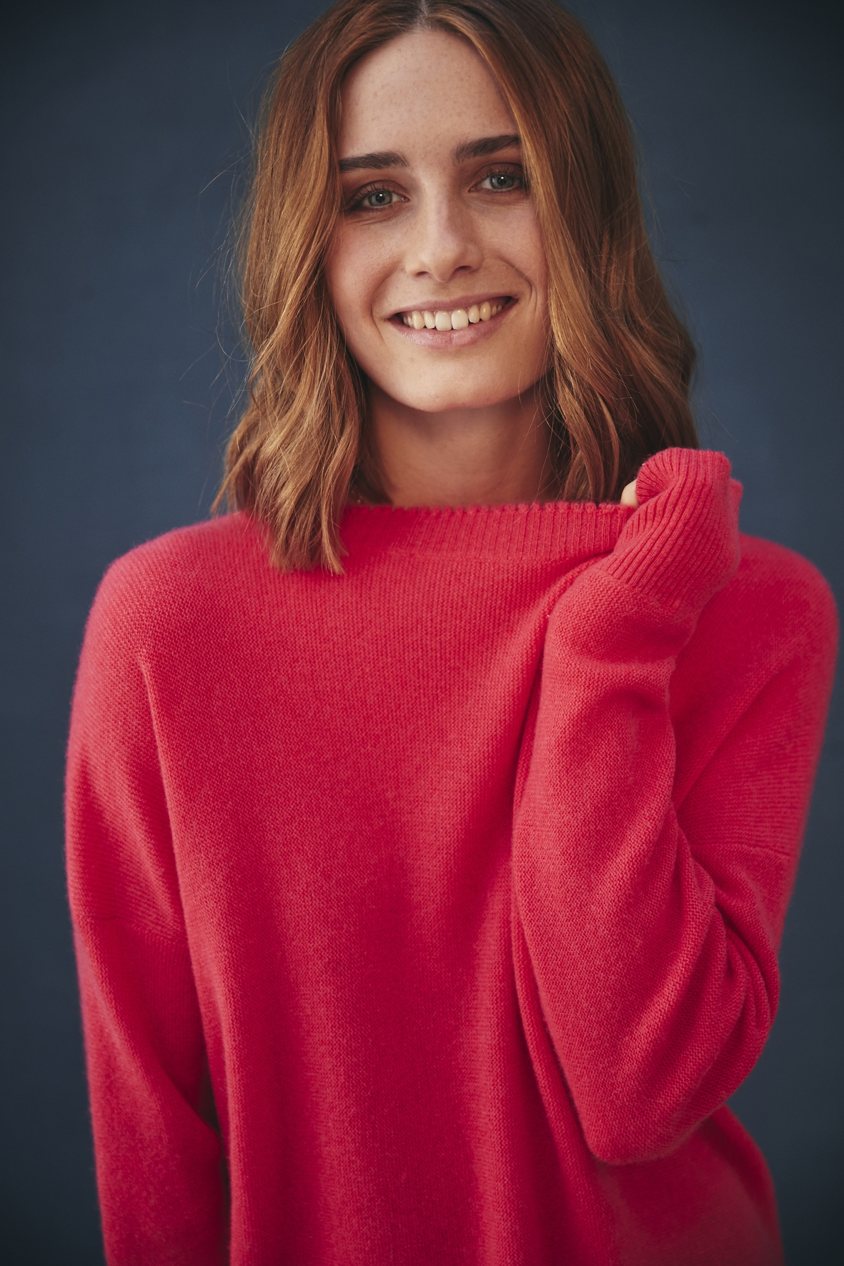 Cashmere-Henry-Christ-Pullover
